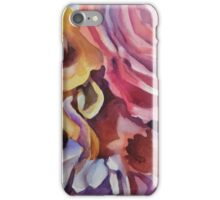 Daffodil, Spider mums and Ranunculus iPhone Case/Skin