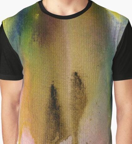 flow Abstract Graphic T-Shirt
