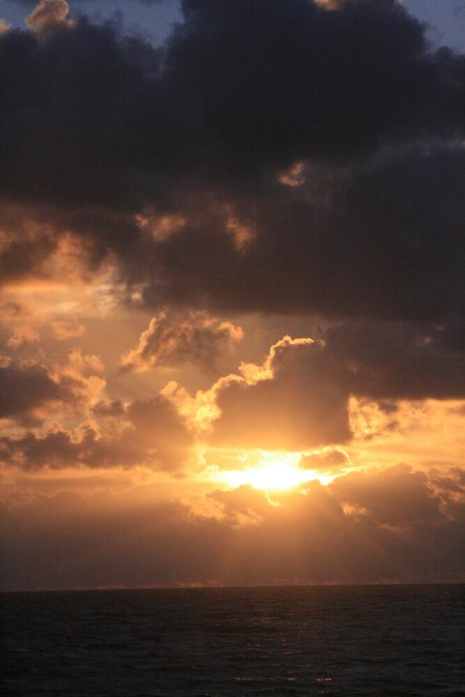 Atlantic Sunrise by Jodi