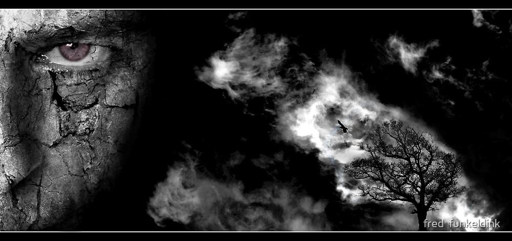 The Dark Side by fred  funkeldink