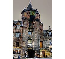 Canongate Tolbooth Photographic Print