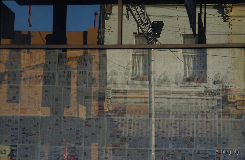 Reflections by Ashley Ng