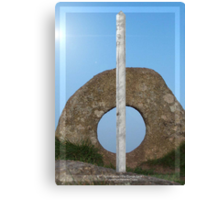 Ace of Wands Canvas Print