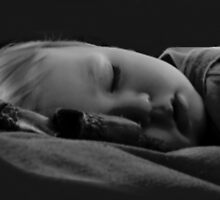 Baby Sleeping by Brad Sumner