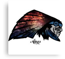 Chief Ainos Canvas Print
