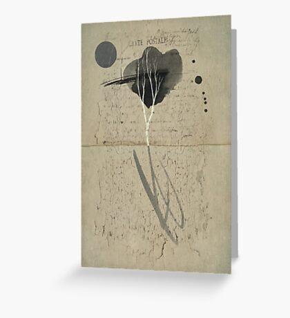Tree of Bone Greeting Card