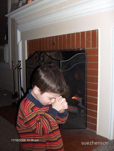 THE PRAYER by suezhenson