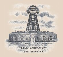 Tesla Lab by TeaLeaves