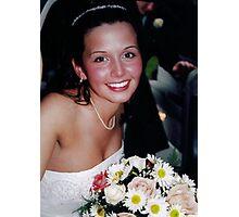 June Bride Photographic Print
