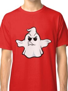 Mean Ghost - Growling Classic T-Shirt