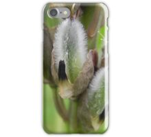 Lupin Going To Seed iPhone Case/Skin
