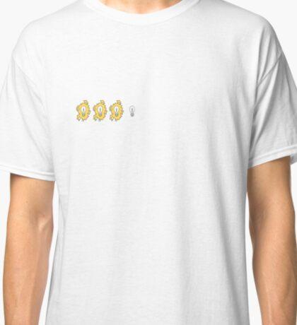 Twenty One Pilots The judge lyrics Classic T-Shirt