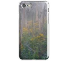 Experiments in Processing # 4 - Mount Wilson NSW - The HDR Experience iPhone Case/Skin