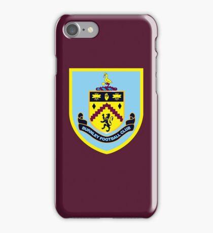 Burnley FC iPhone Case/Skin