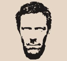 hugh laurie by ralphyboy
