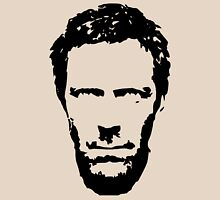 hugh laurie Womens Fitted T-Shirt