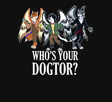 Who's Your Dogtor Unisex T-Shirt