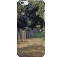 National Cemetery Danville VA iPhone Case/Skin