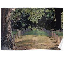 National Cemetery Danville VA Poster