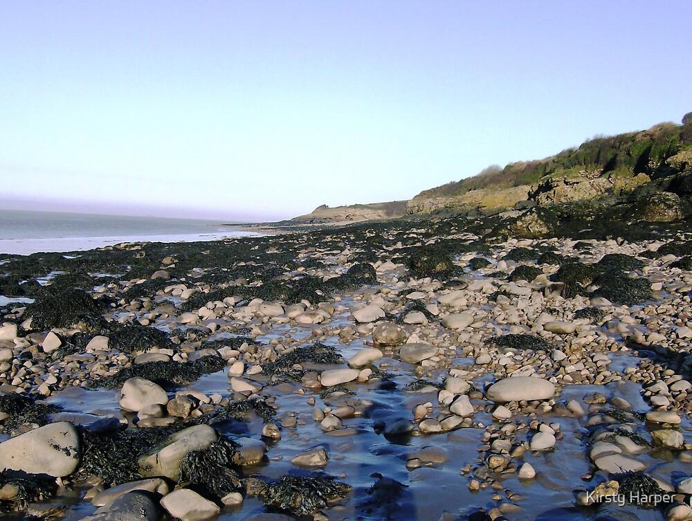Clevedon Coastline by Kirsty Harper