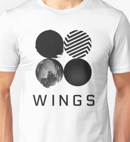BTS Wings 2 Unisex T-Shirt
