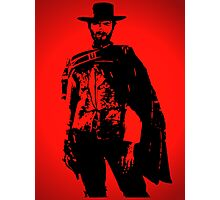 a fistful of dollars Photographic Print
