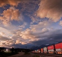 Rail Yard  by Alex Preiss