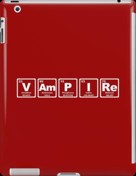 Vampire - Periodic Table by graphix