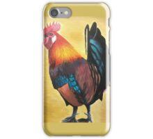 Magnificent Cockerel  iPhone Case/Skin