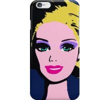 Barbie Monroe Warhol style iPhone Case/Skin