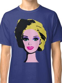 Barbie Monroe Warhol style Classic T-Shirt