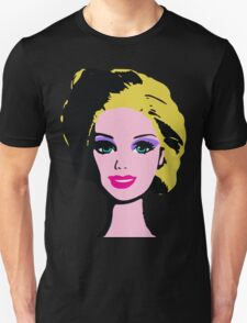 Barbie Monroe Warhol style T-Shirt