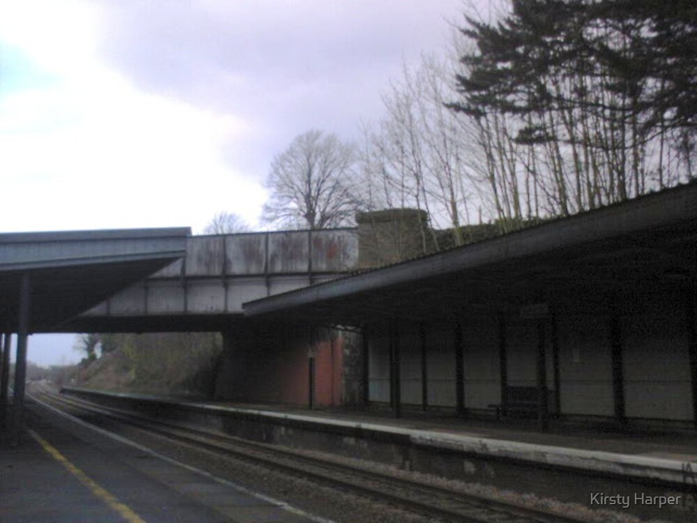 Keynsham Station by Kirsty Harper
