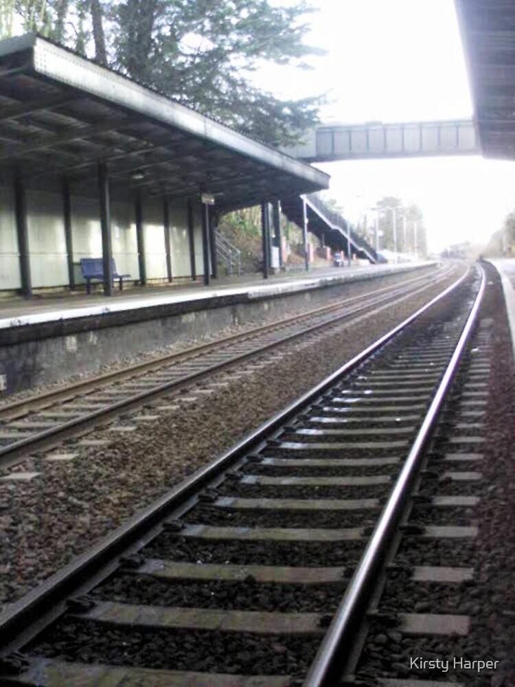 Keynsham Station by Kirsty Harper