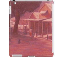 Thursday Island Street Scene iPad Case/Skin