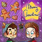 Christmas Klaine II. by Sunshunes