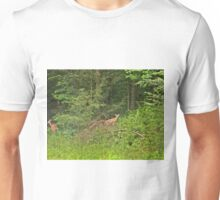 Poised Unisex T-Shirt