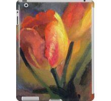 Glowing Tulip iPad Case/Skin