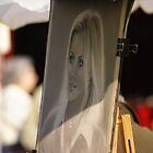 Montmartre Portrait by richiewright