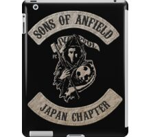 Sons of Anfield - Japan Chapter iPad Case/Skin