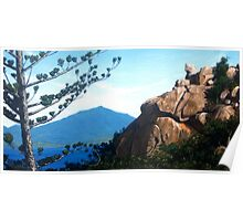 Sphinx Rock - Magnetic Island Poster