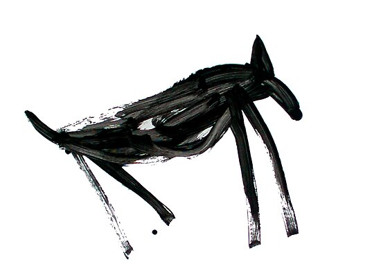 Horsey 3 by John Douglas