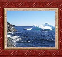 Iceberg-3...at the beach by rog99