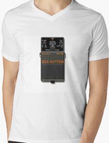 Sex Kitten Mens V-Neck T-Shirt
