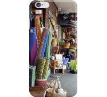 Main Street of Maleny, Qld, Australia iPhone Case/Skin