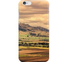 Life on the Land iPhone Case/Skin