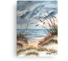Beach 3 Canvas Print