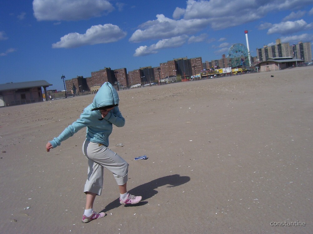 beach by constantine