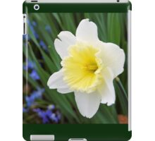 Daffodil with a Hint of Yellow iPad Case/Skin