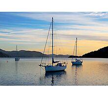 Picton Sunrise Photographic Print
